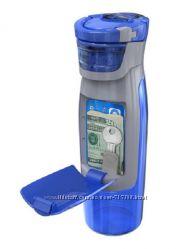 Бутылка Contigo Autoseal Kangaroo 710 мл с карманом для денег