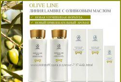 Линия Olive Oil Line для чувствительной кожи с оливковым маслом