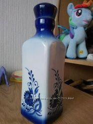 графин-бутылка