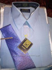 Рубашка Globol, с галстуком
