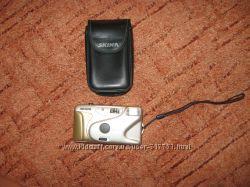 Фотоаппарат пленочный с чехлом