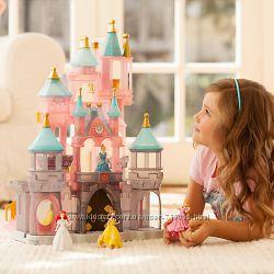 Замок для принцесс Дисней