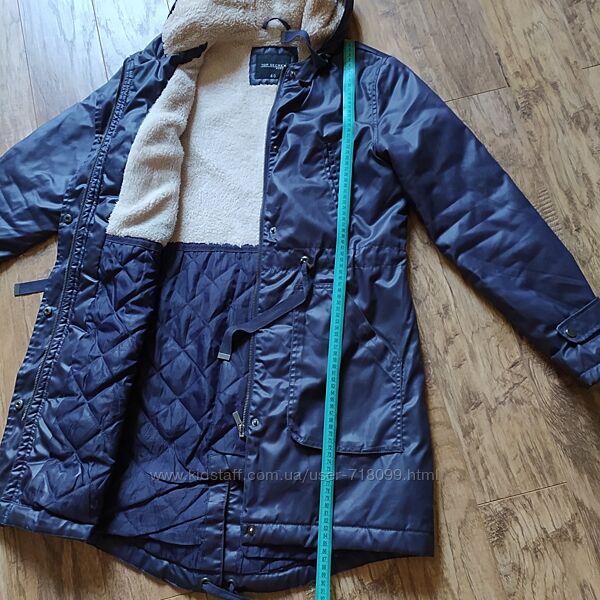 Непромокаемая куртка парка фирмы Top Secret, 38-40р