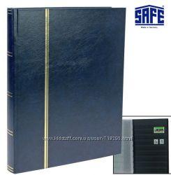Альбом для марок - 60 страниц - формат А4 - SAFE