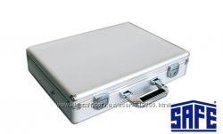 Алюминиевый кейс для ноутбука - SAFE