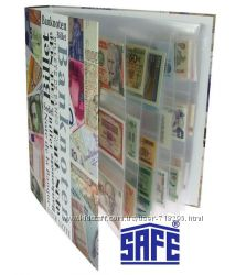 Альбом для банкнот и монет SAFE Сделано в Германии