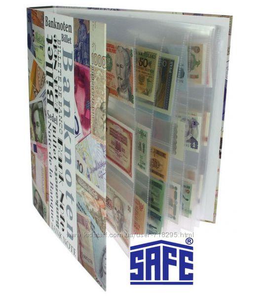 Альбом для банкнот SAFE