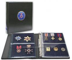 Альбом для орденов, значков и медалей SAFE Сделано в Германии