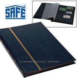Альбомы для марок - кляссеры 16 страниц A5 Safe Германия