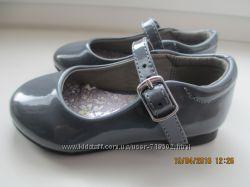 Next. Замечательные кожаные туфли для принцессы, по стельке 11 см. Оригин