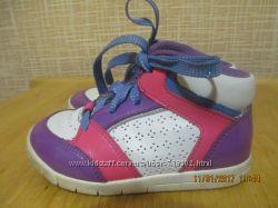 Стильные ботинки, кеды Clarks 24 размер