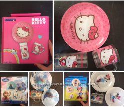 Подарок настоящей принцессе-детская посуда Disney Luminarc