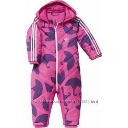 Комбинезон Adidas на девочку