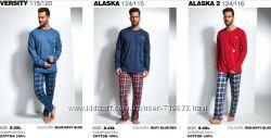 Польские мужские пижамы ф-мы Cornette