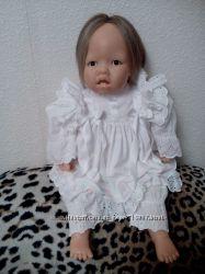 Кукла пупс Carlos Gotz 1989г. коллекционная 55см