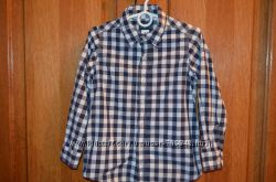 Рубашка Osh Kosh мальчику на 6 лет