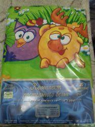Детские полуторные комплекты постельного белья ТМ Тиротекс, низкие цены