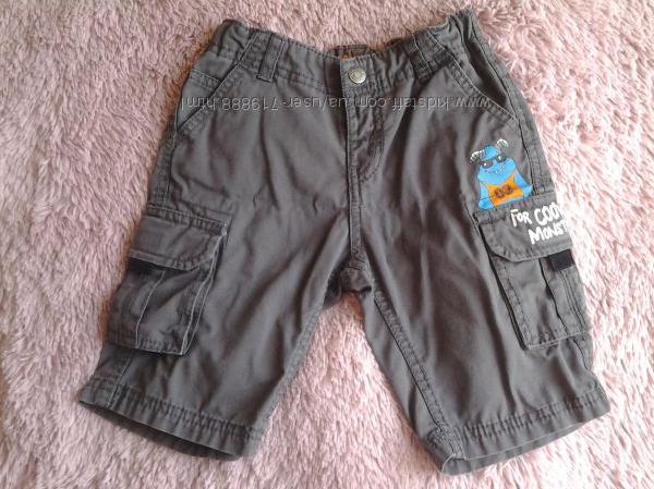 моднячие шорты для мальчика