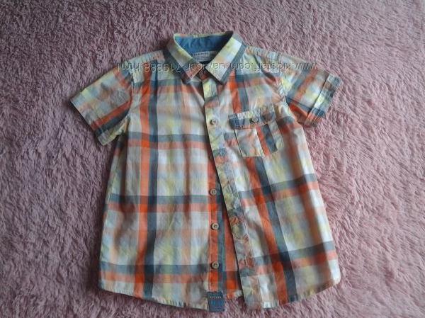 рубашка Reserved с коротким рукавом