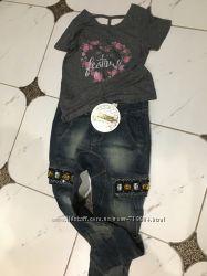 Новые джинсы just-r