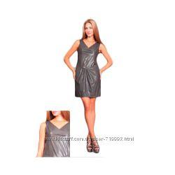 Платье женское кож. зам на подкладке