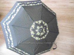 Зонт зонтик полуавтомат женский антиветер PAOLO