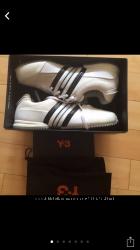 Кроссовки Yohji Yamamoto Adidas