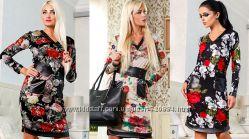 Платья Олимпия от фабрики Медини - Размеры 42-44, 46-48, 50-52