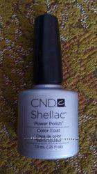 Гель-лак Shellac CND шелак Silver Chrome