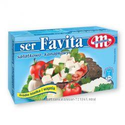 Сыр Фета Млековита 270 грамм Польша Бесплатная доставка по Киеву от 700 грн