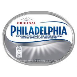 Сыр Филадельфия 125 грамм Бесплатная доставка по Киеву от 700 грн