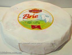 Сыр Бри Франция Режем Бесплатная доставка по Киеву от 500 грн