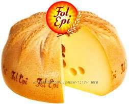 Сыр Bongrain Fol Epi Франция Бесплатная пересылка НП от 1200 грн