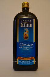 Оливковое масло De Cecco 1 л Италия Бесплатная доставка по Киеву от 700 грн