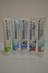 Зубная паста Dontodent 125 г Германия Бесплатная доставка по Киеву