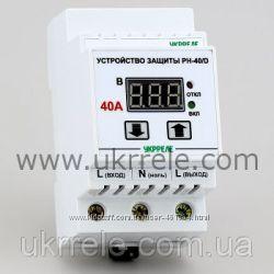 Реле контроля сетевого напряжения PH-40D