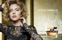 Парфюмированная вода Dolce & Gabbana The One Woman