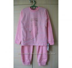 Пижамы для девочек ТМ Робинзон.