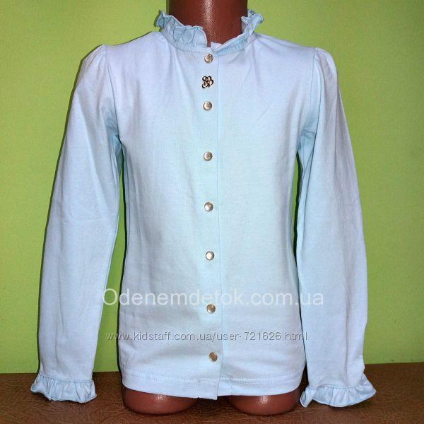 Блуза - стоечка  Смил