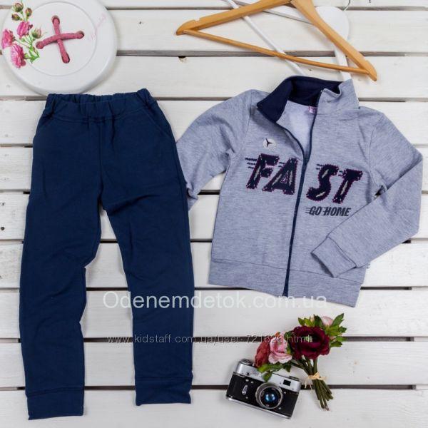 Костюм для мальчика модель 742 Фламинго-текстиль