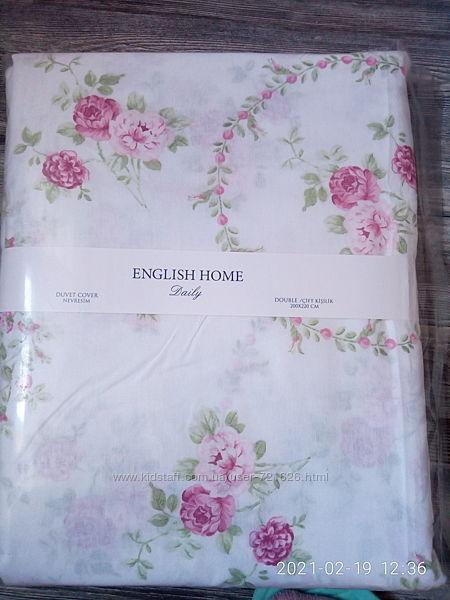 романтичный пододеяльник English home 200220