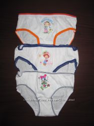 Трусики для девочек Babyli, пр-во Венгрия. 100 cotton