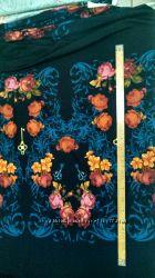 Ткань трикотаж, разные цвета и рисунки