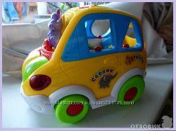 Любимица деток Развивающая машинка Автошка Joy Toy