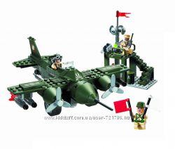 Конструктор Brick Акция Истребитель 225 дет