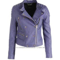 Кожаная куртка Juicy Couture