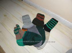 Тепленькие носочки на любой вкус
