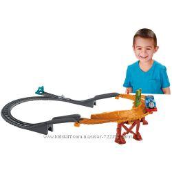Fisher-Price Железная дорога Томас и Друзья Разрушенный мост Игровой набор
