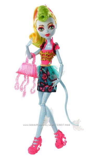 Куклы Monster High серия Слияние Монстров Freaky Fusion