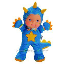 Кукла-пупс Dino Baby - Blue Dino от Babys First Голубой Динозавр-пупс